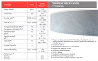 Tyvek 1073 Specification